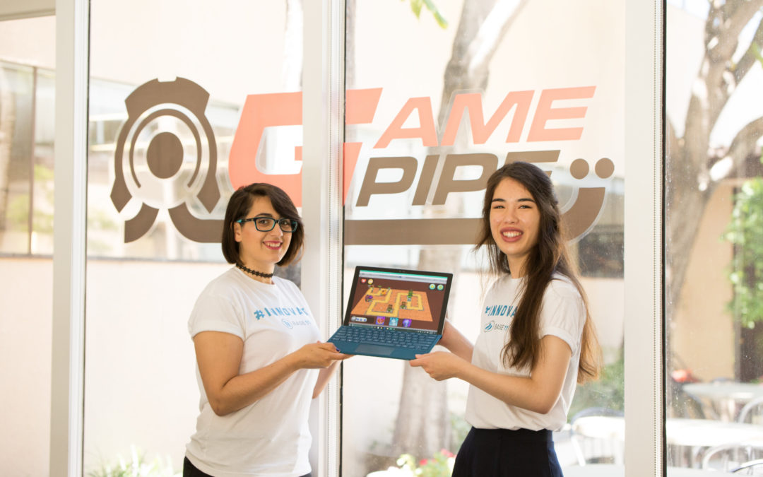 Summer Games: Fellowship Experience at USC's GamePipe Lab